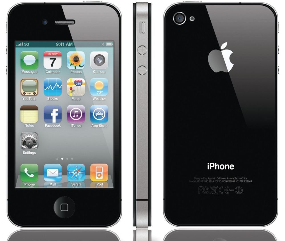 riparazione iPhone 5